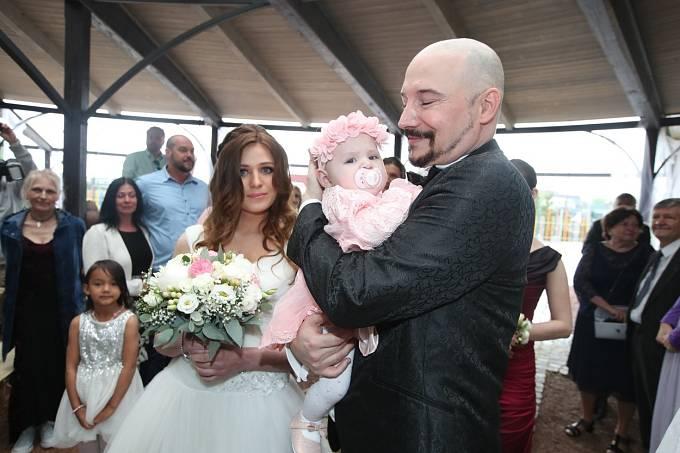 Svatba Bohuše Matuše byla v Krtečkově světě.
