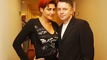 Ilona Csaková také patřila k přátelům zpěváka.