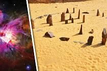 Kamenný kruh v Nabtě je prý mapou souhvězdí Orion.