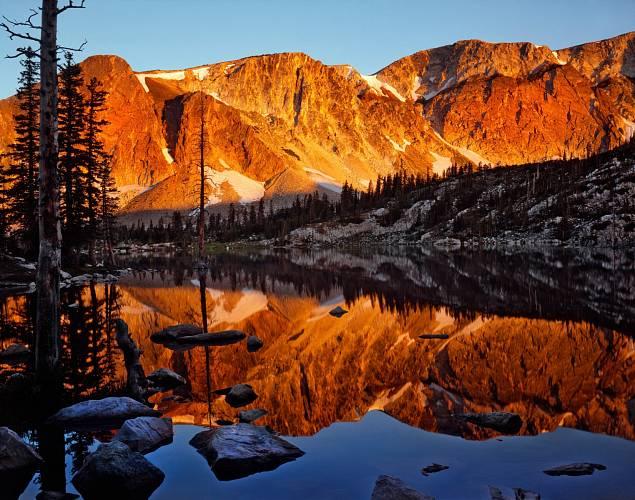 Snowy Range, USA