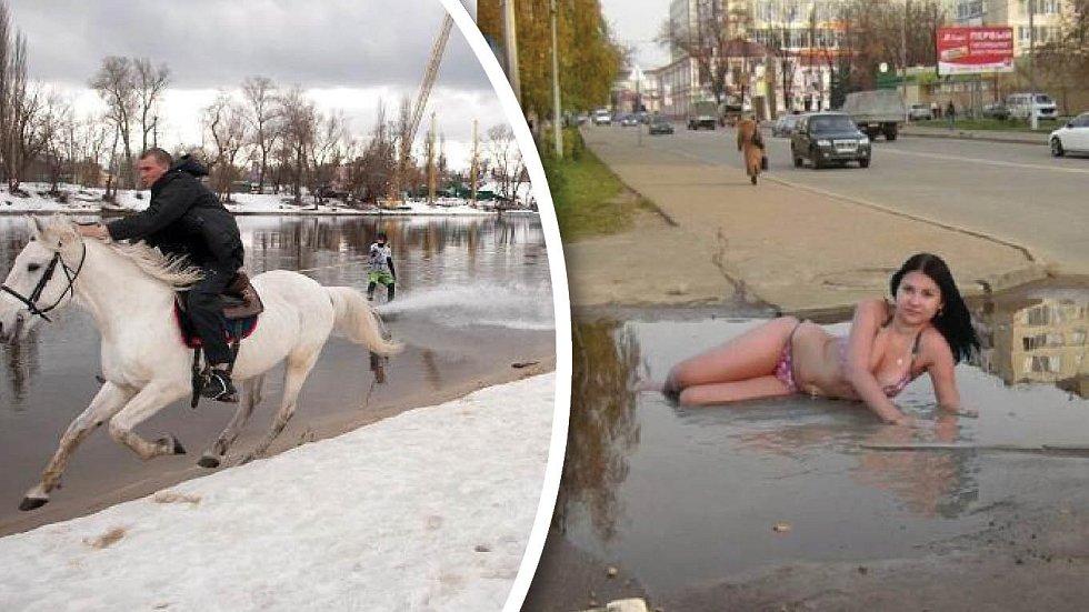 V Rusko je možné prostě všechno.