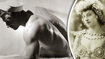 Mužská onanie byla před 100 lety velkým tabu.