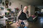 Tetování na důchodcích