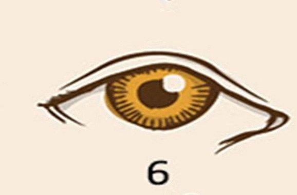 Poznejte jací jste díky tomuto testu. Které oko vás zaujme nejvíc?