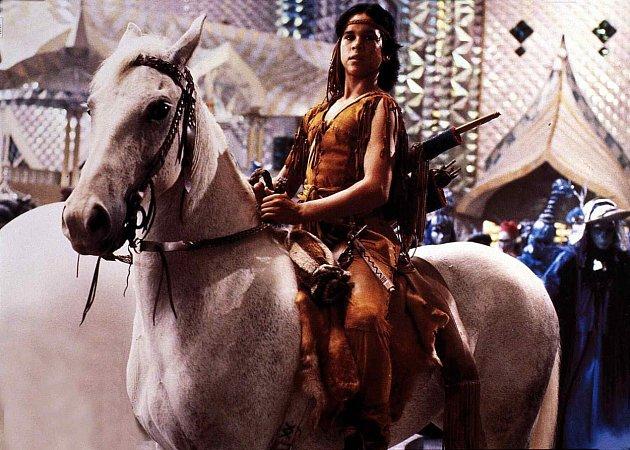 Kůň, který hrál Artexe neumřel.
