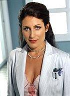 Ředitelka nemocnice Lisa Cuddy. Zahrála si ji báječná Lisa Edelstein