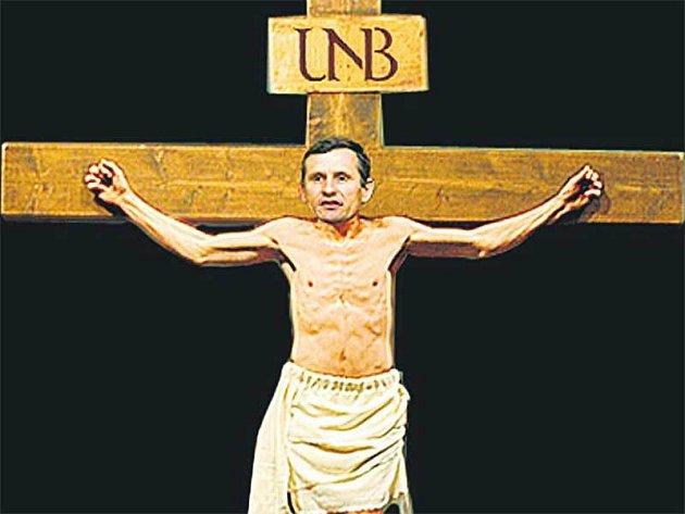 Porušuje Jiří Čunek boží přikázání?