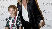 Ella Haberová s maminkou v roce 2012.