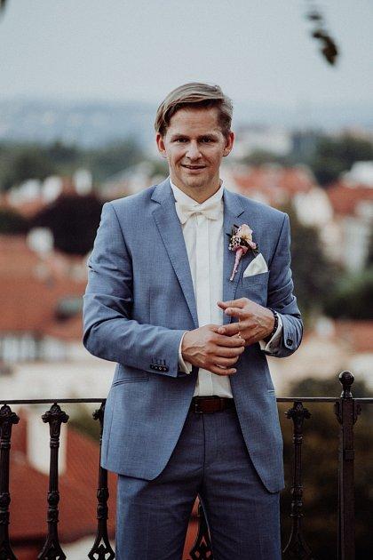Svatba na první pohled, František Gebr