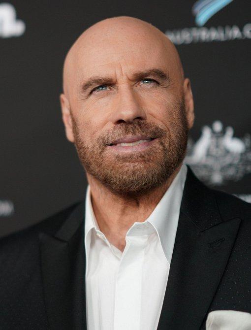 John Travolta 2020