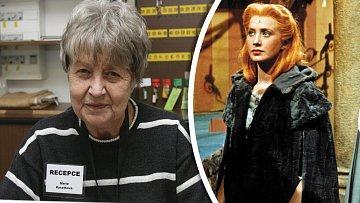 Marie Kyselková pracovala ve vrátnici vysokoškolských kolejí. I po letech v ní studenti poznávali filmovou princeznu.
