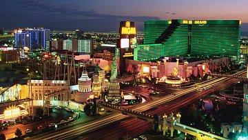 Připraveni na jízdu po Las Vegas?