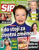 Titulní strana Magazínu Šíp 9.11.2016