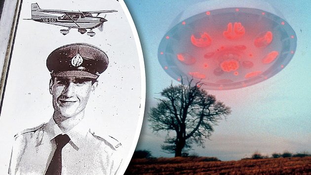 Záhadné zmizení pilota Fredericka Valentiche.