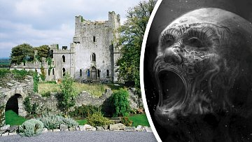 V Leap Castle by se krotitelé duchů jistě vyřádili.