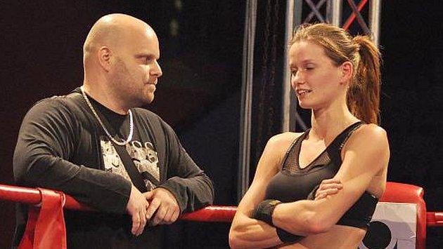 Kateřina Netolická dělala aktivně kickbox.