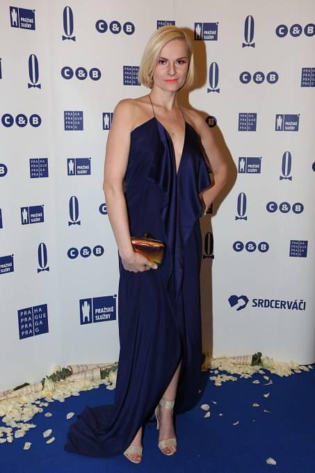 Iva Pazderková byla dříve na blond.