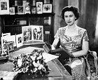 1957: Vánoční projev poprvé v televizi