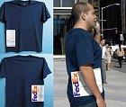 Pokud potřebujete vypadat děsně důležitě a zaneprázdněně, tričko Fedex to udělá za vás.