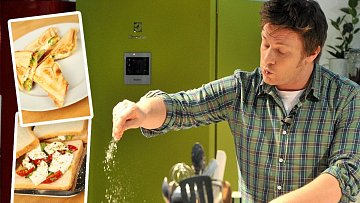 Jamie Oliver občas peče i tousty. A jsou vážně omamně dobré!