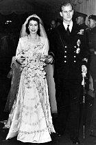20. listopadu se tehdejší princezna Alžběta a princ Philip vzali.