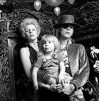 27 let: S manželkou Angelou a synem Duncanem