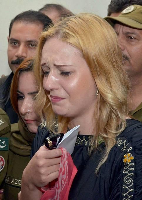 Tereza Hlůšková už nevěřila, že se vůbec k soudu dostane.