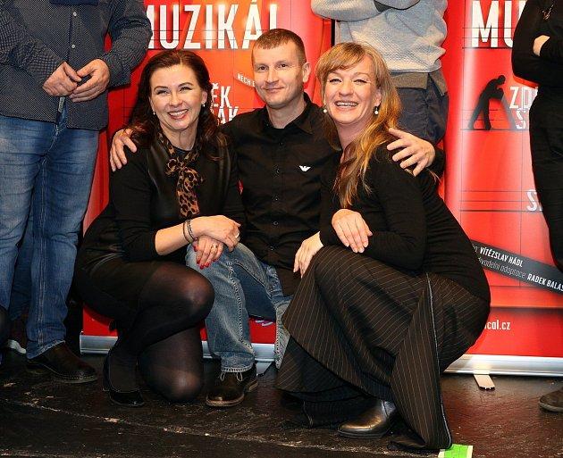 Dana Morávková je ze své role nadšená.