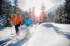 Výšlap na skialpech (nebo sněžnicích) je základ opravdového freeridu.