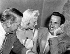 Doris smanželem Georgem Weidlerem (vpravo)