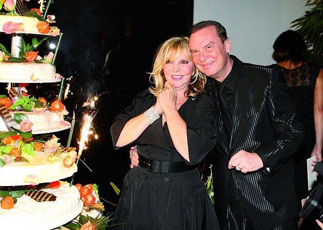 Hana Zagorová a Štefan Margita patří knejstabilnějšímu páru včeském showbyznysu