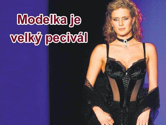 Krásná Kateřina Stočesová je momentálně bez muže.