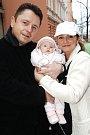 S manželkou Evou a dcerou Noemi