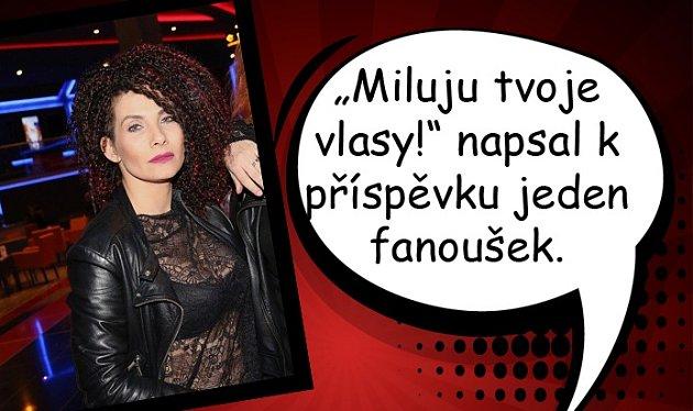 Eva Decastelo má nové vlasy a zálibu vodhalených ňadrech.