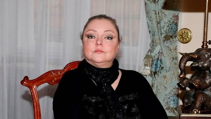 Dominika Gottová je zatím ve Finsku sama.