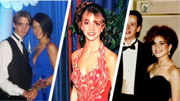 Celebrity na svých plesech