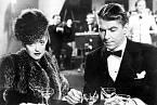 Poboku Bette Davisové vefilmu Hořké vítězství (1938)