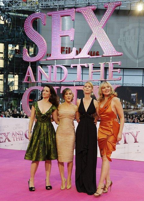 Seriál Sex ve městě se stal celosvětovým fenoménem.
