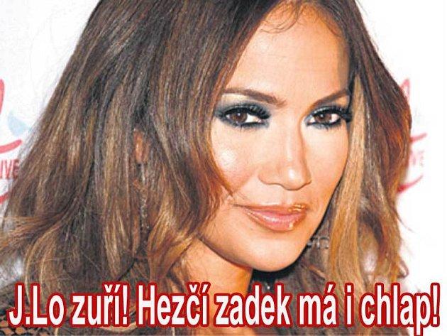 Jennifer Lopez nevěří vlastním očím.