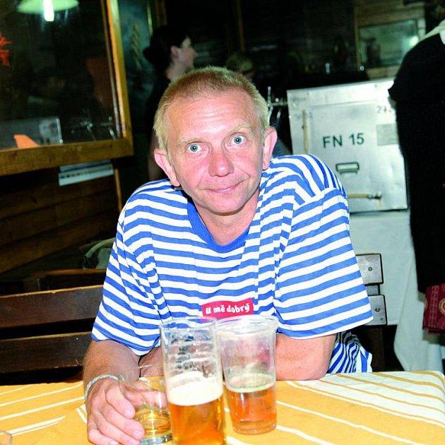 Mioslav Vladyka vždy býval štíhlý.