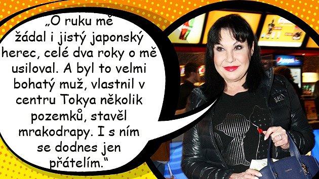 Dáda Patrasová promluvila onabídkách ksexu, které dostala.