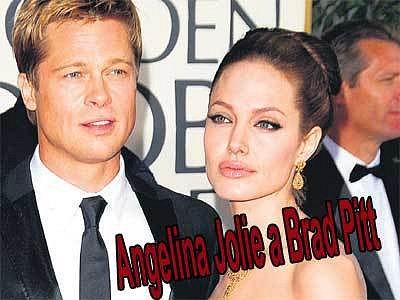 Angelina a Brad, jeden z nejznámějších párů světa.