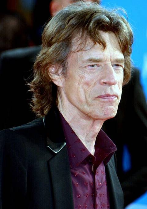 Legenda Mick Jagger se před hudbou živil jako vrátný v blázinci.