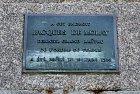 VPaříži je dodnes pamětní deska připomínající Molayovu mučednickou smrt.