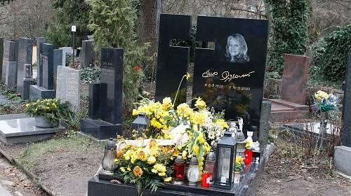 Hrob Evy Pilarové