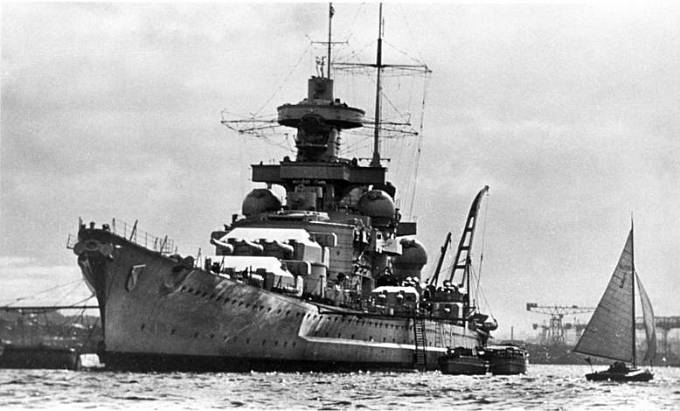 Křižník Scharnhorst