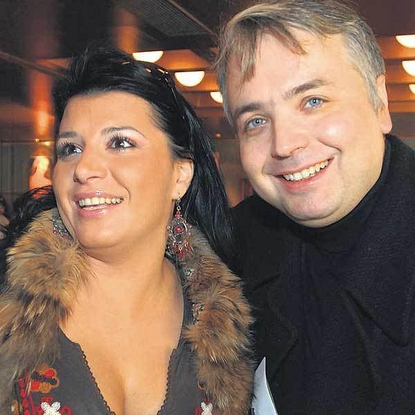 Temperamentní Carmen  Andrea Kalivodová a Ondřej Kepka