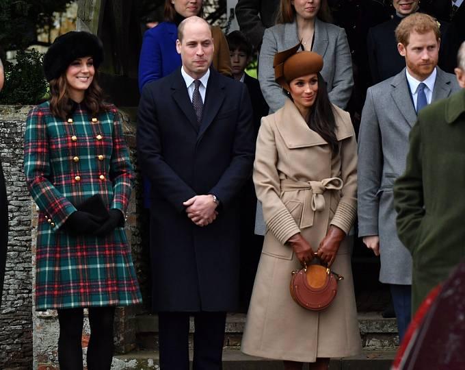 Instagram ovládá život i takových es, jako jsou vévodové z královské rodiny. Od okamžiku, kdy Meghan Markle a princ Harry dostali svolení mít vlastní instagramový účet, svádí Kate Middlen a princ William boj o popularitu na sociální síti!