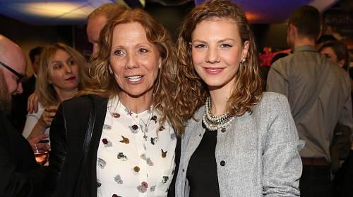 Lenny a její matka Lenka Filipová