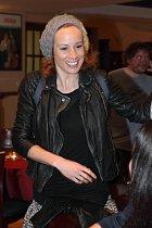 Táňa Pauhofová po představení
